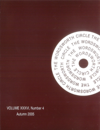 The Wordsworth Circle